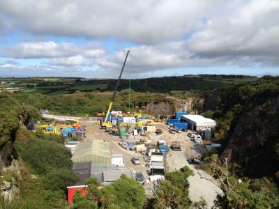 Geothermal part of Cornwall Renewable Energy Planning