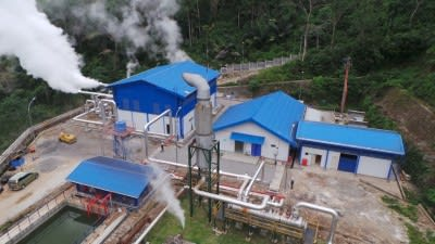 Tender/ prequalification – consulting services, geothermal power plants, Indonesia