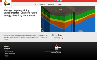 On-demand offer for 3D visualisation Leapfrog software