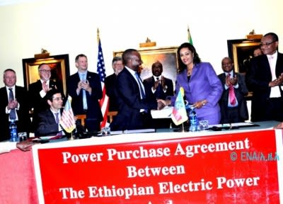 Corbetti project signs 500 MW PPA with Ethiopian state utility