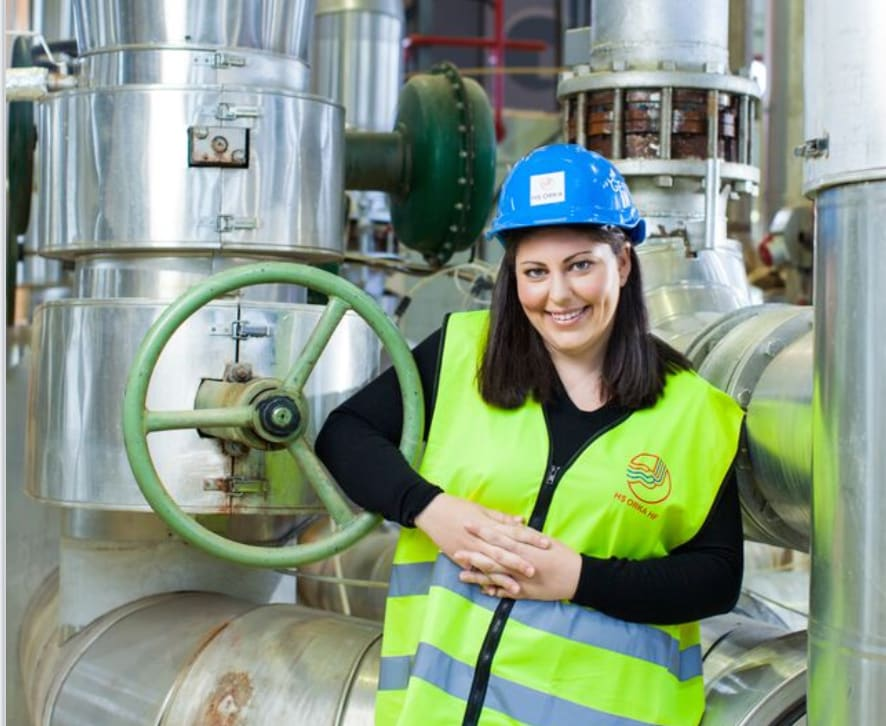Interview with Cari Debra Covell student at Iceland School of Energy