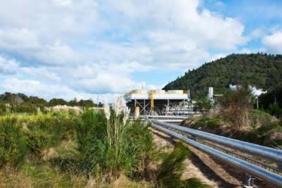 Green light for new geothermal power station near Kawerau, NZ