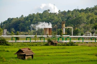 Proposal to abolish property tax for geothermal exploration area, Indonesia