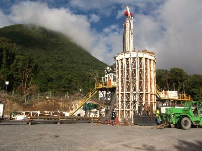 Geothermal development picking up in the Caribbean … or is it?