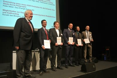 European Geothermal Innovation Award – Time to nominate
