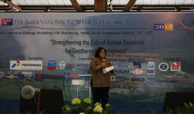 Call for Abstracts – ITB International Geothermal Workshop, March 22-23, 2017