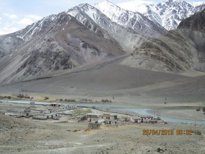 Geothermal project successful in providing heat to community in the Himalaya