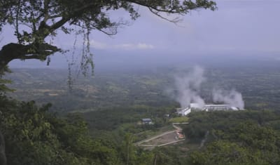 Great video on the side businesses at the Berlin geothermal plant, El Salvador