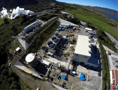 Proposals filed for Mexican Geothermal Financial Program (PGM)