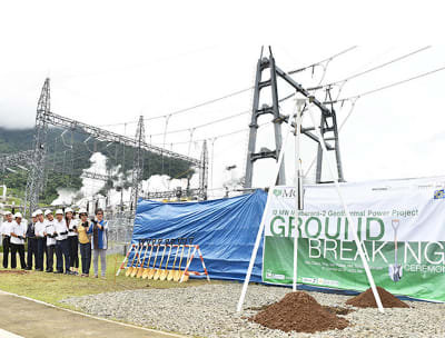 Maibarara geothermal plant in the Philippines reaches 600 GWh production milestone