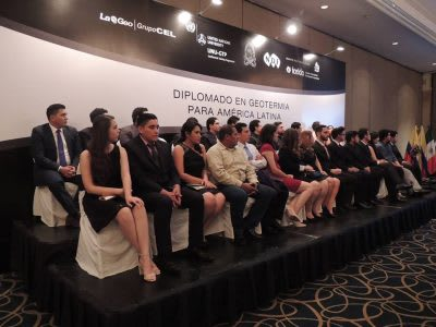 2nd edition of Latin American Geothermal Diploma Program started in El Salvador