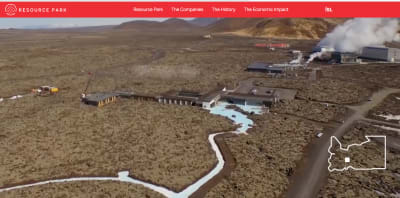 Icelandic HS Orka recognized with Energy Globe Award for its Geothermal Resource Park