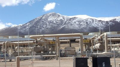 48 MW Cerro Pabellon geothermal plant starts operation in Chile – first in South America