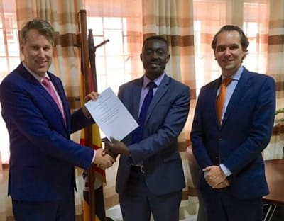 Uganda cooperates with consortium from the Netherlands to develop geothermal power