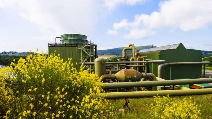 Enel Green Power Awards Two Stars Of Merit For Labour In Geothermal