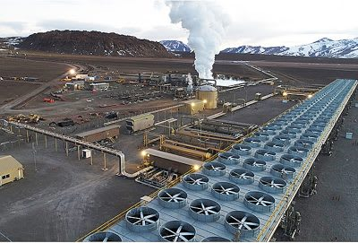 48 MW Cerro Pabellon geothermal power plant officially inaugurated in Chile – first in South America