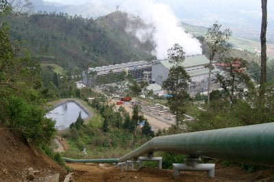 Indonesia: auctioning geothermal resources