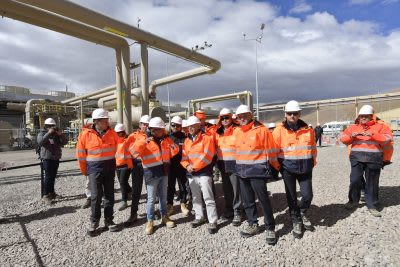 CEO of Enel sees further geothermal growth for the company in Chile