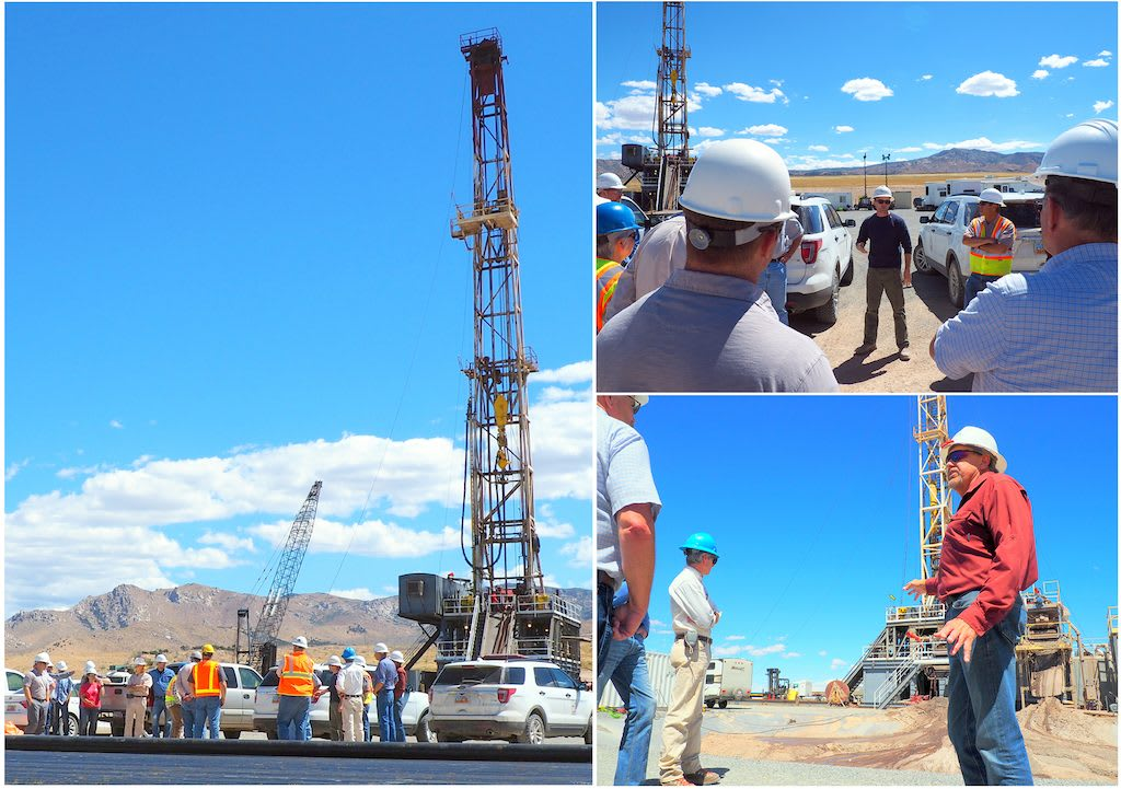 U.S. DOE $25m funding opportunity for advances to EGS geothermal technology