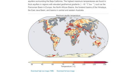 Incredible untapped potential for the direct use of geothermal heat globally