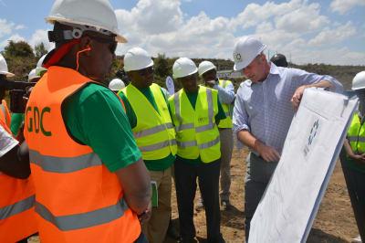 Private developer secures $50m loan through AfDB for geothermal development at Menengai, Kenya