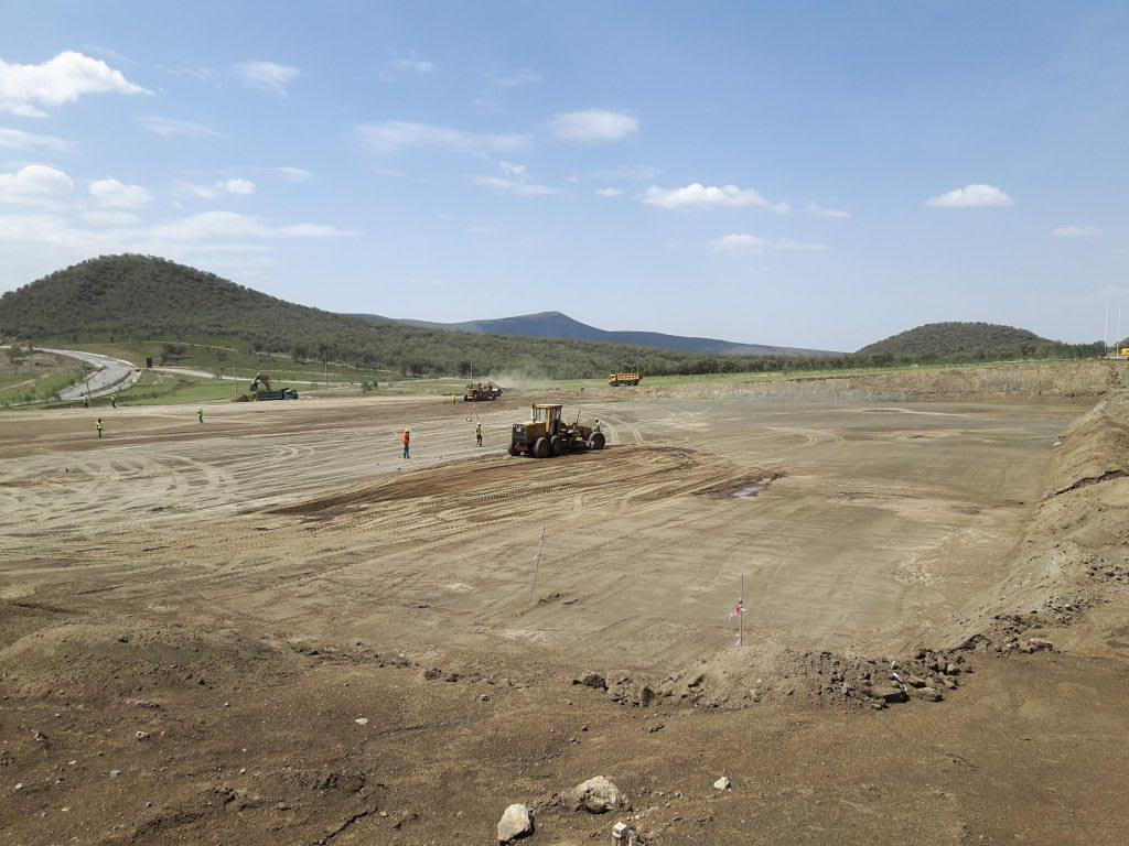 Civil works started on 154 MW Olkaria V geothermal project in Kenya