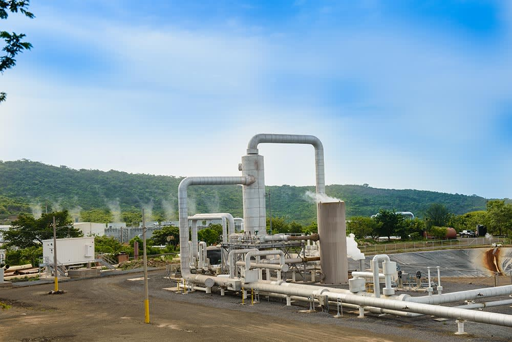 Geothermal provides 25% of electricity in Nicaragua first days in 2020