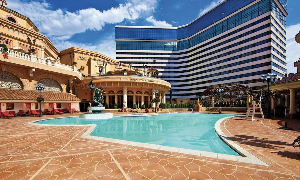 Geothermal energy for heat increases green credentials and saves big for Reno casino