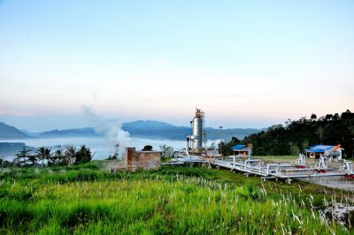 With high geothermal investment needs, Pertamina expects government incentives