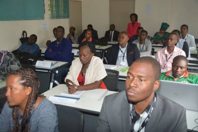 First course kicked off at African Geothermal Center of Excellence in Kenya