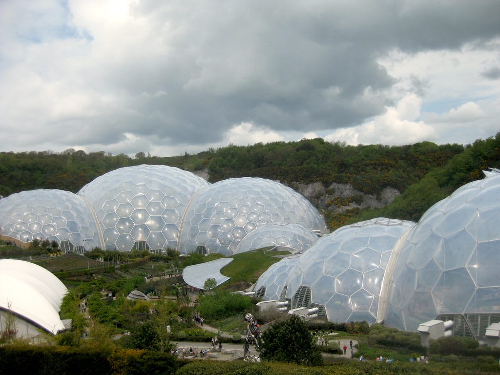 Geothermal power project at Eden Project in Cornwall seeking local funding