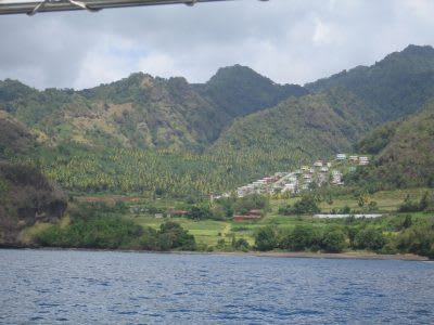 IRENA/ ADFD reporting on Saint Vincent & Grenadines geothermal project