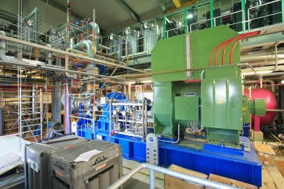 Tender sale of  up to 3.4 MWe Kalina geothermal power plant technology of Unterhaching
