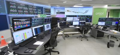 Enel Green Power sets up central control room for Chile renewable energy plants