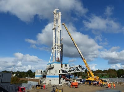 Workover rig or hydraulic workover unit sought for UDDGP Project, Cornwall