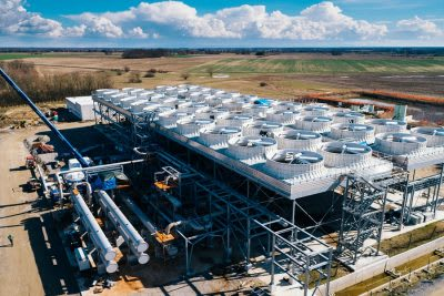 Construction of 17.5 MW Velika Ciglena geothermal plant in full swing in Croatia