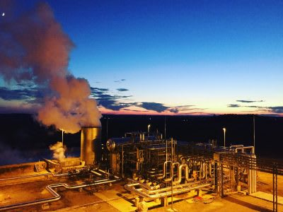 The 17.5 MW Velika Ciglena geothermal power plant starts operation in Croatia