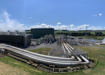 Mercury reports record power generation from geothermal operations in New Zealand