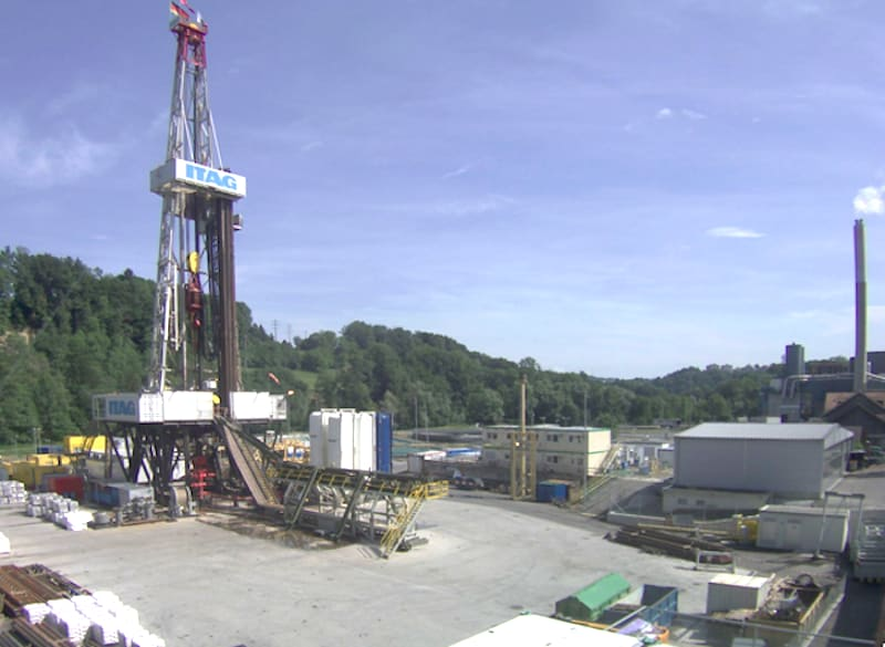 Swiss researchers share strategies on reducing induced seismicity