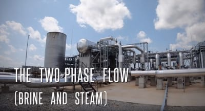 Video: 17.5 MW Velika Ciglena geothermal power plant by Turboden, Croatia