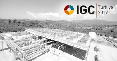 IGC Turkey – Turkish Geothermal Congress 6-8 Nov. 2019 welcomes OrmaTurk as GW Sponsor