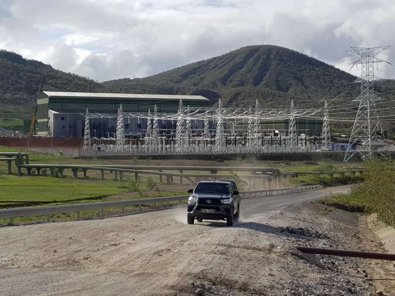 Kenya – Olkaria V Units 1 and 2 geothermal plant reach full load operation