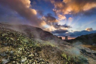 Geothermal Trekking – an annual hiking event in Tuscany, Italy