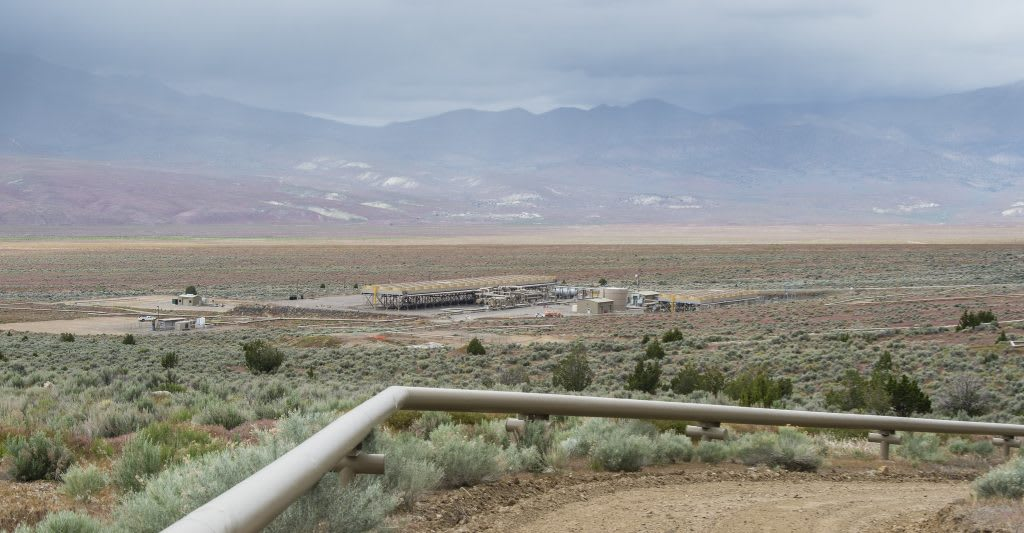 Assessment on restoring flow to hot springs at geothermal power project in Nevada
