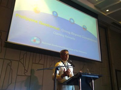 Aggressive ambition is key to triggering the third wave of geothermal development in the Philippines