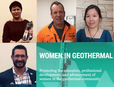 U.S. Women in Geothermal team opens nominations for 3rd Annual WING awards