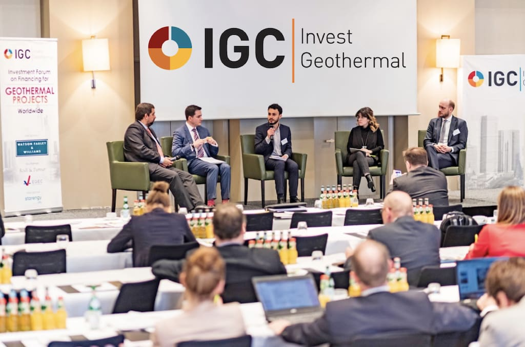 Geothermal opportunities and more at IGC Invest Geothermal – 26 March 2020