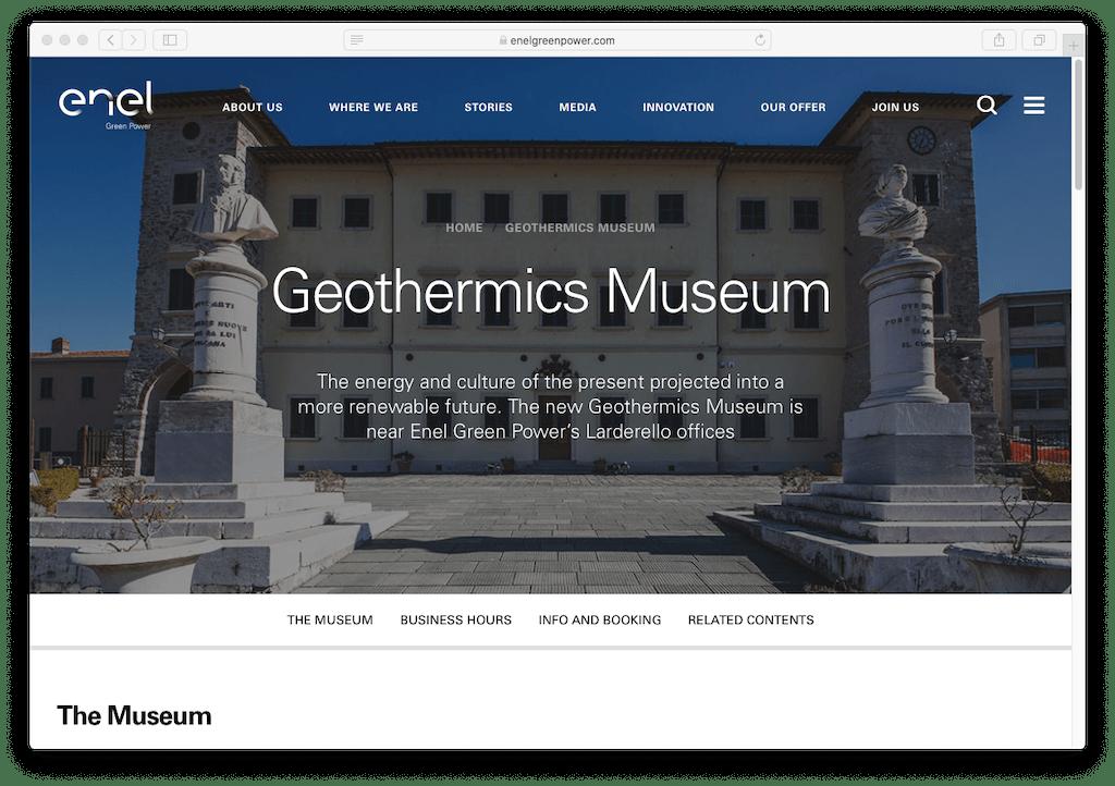 Lardarello Museum of Geothermal re-opens its doors to the public
