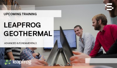 Leapfrog Geothermal Fundamentals Courses – Stanford Geothermal Workshop & WGC2020