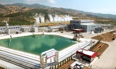 Videos – Kizildere geothermal power plant by Zorlu Energy in Turkey